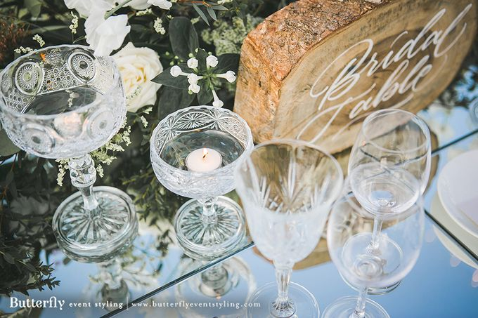 Rustic by the Beach by Butterfly Event Styling - 033