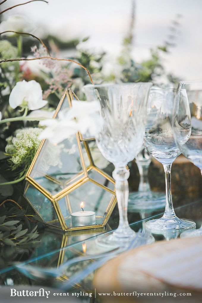 Rustic by the Beach by Butterfly Event Styling - 032