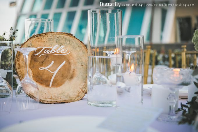 Rustic by the Beach by Butterfly Event Styling - 030