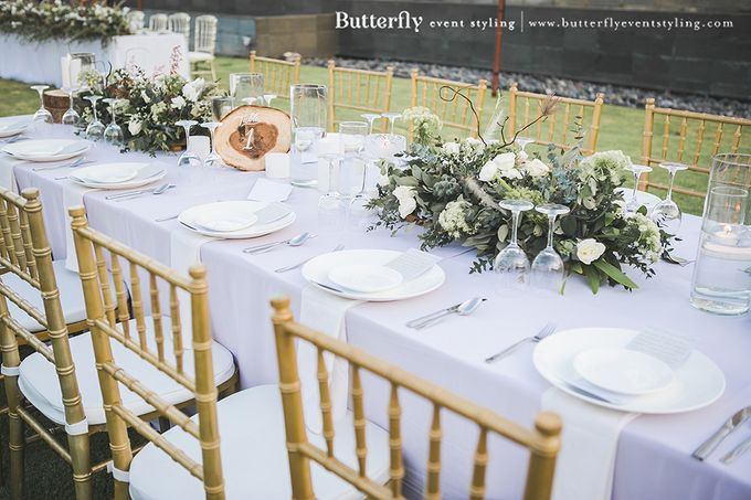 Rustic by the Beach by Butterfly Event Styling - 028