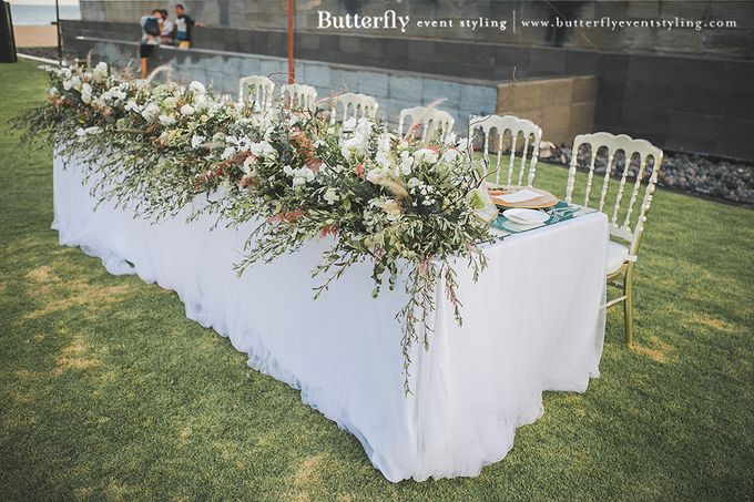 Rustic by the Beach by Butterfly Event Styling - 027