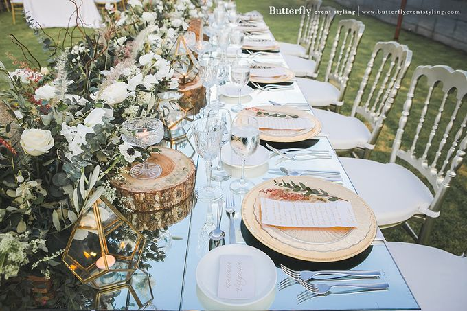 Rustic by the Beach by Butterfly Event Styling - 020