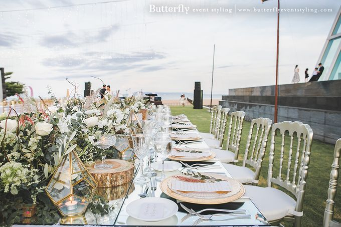 Rustic by the Beach by Butterfly Event Styling - 019