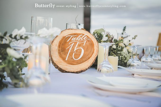 Rustic by the Beach by Butterfly Event Styling - 018