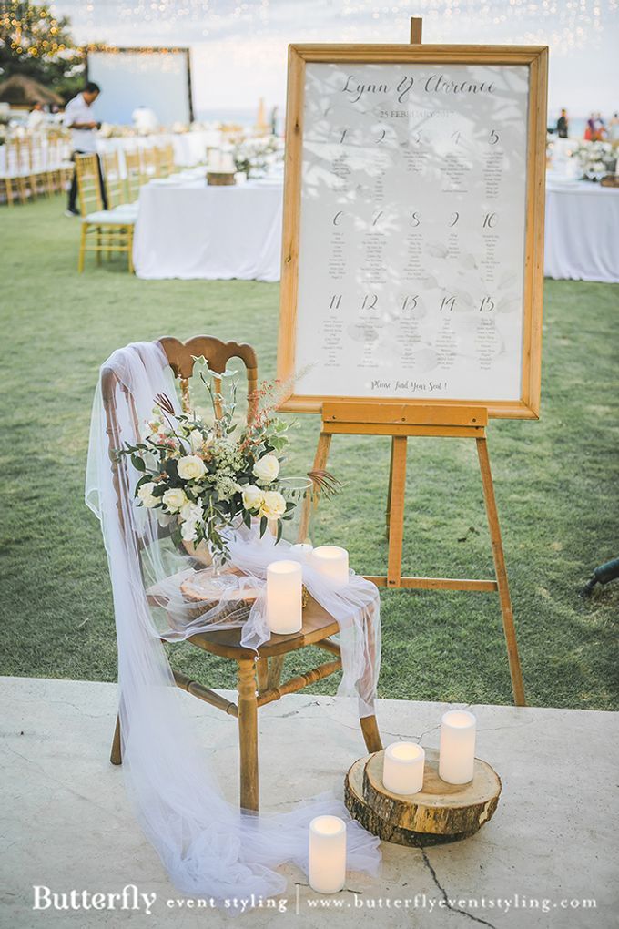 Rustic by the Beach by Butterfly Event Styling - 016