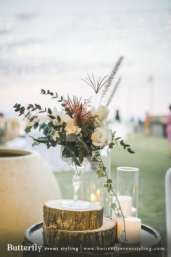 Rustic by the Beach by Butterfly Event Styling - 013