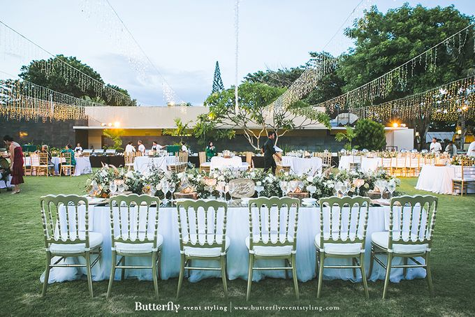 Rustic by the Beach by Butterfly Event Styling - 009
