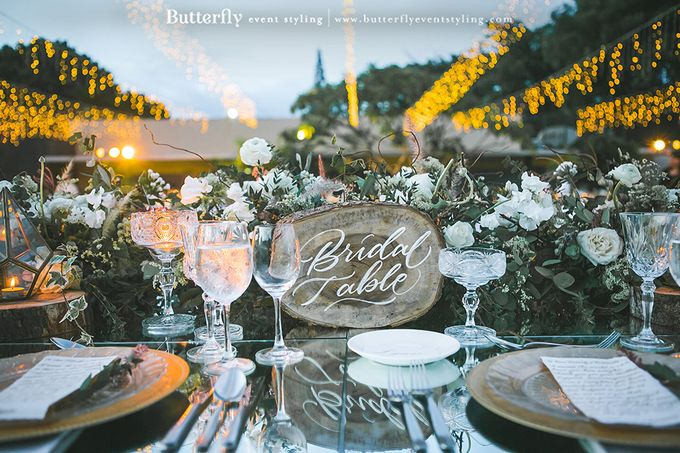 Rustic by the Beach by Butterfly Event Styling - 007