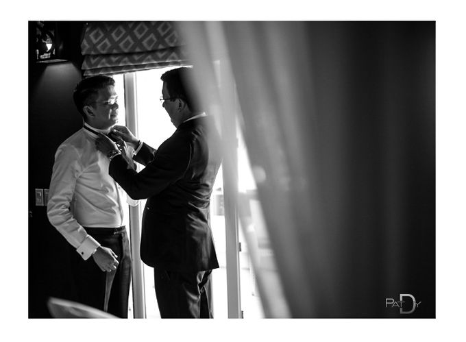 CELEBRITY Wedding Chiz and Heart by pat dy photography - 025