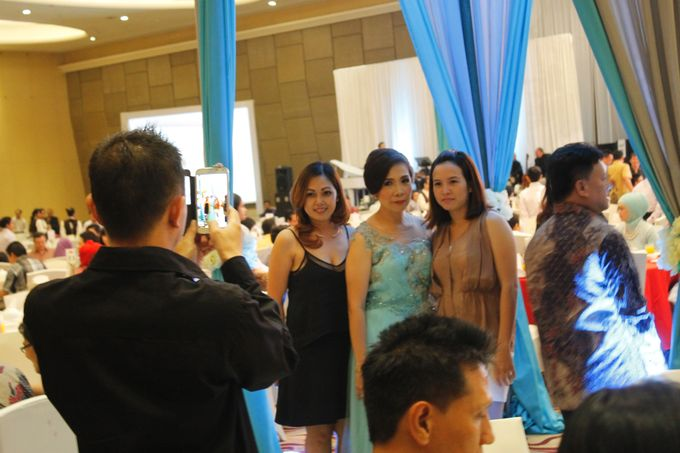 Wedding Ceremony at HARRIS by HARRIS HOTEL & CONVENTION FESTIVAL CITYLINK BANDUNG - 004