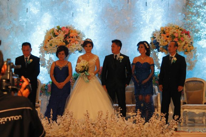 Wedding Ceremony at HARRIS by HARRIS HOTEL & CONVENTION FESTIVAL CITYLINK BANDUNG - 005