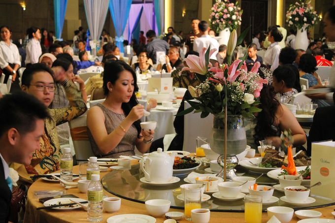 Wedding Ceremony at HARRIS by HARRIS HOTEL & CONVENTION FESTIVAL CITYLINK BANDUNG - 008