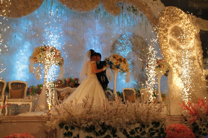 Wedding Ceremony at HARRIS by HARRIS HOTEL & CONVENTION FESTIVAL CITYLINK BANDUNG - 007