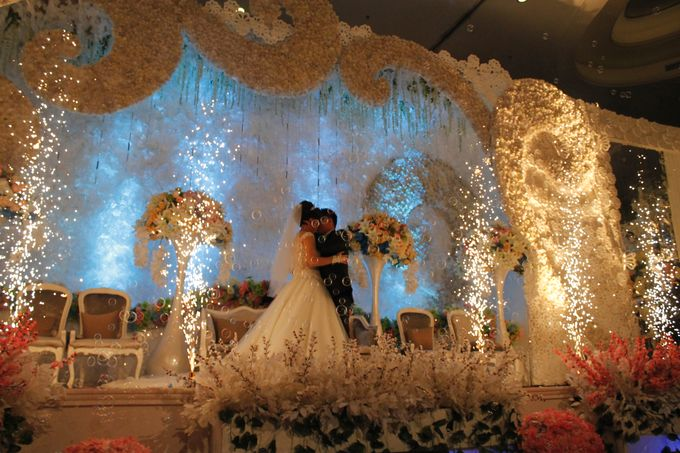 Wedding Ceremony at HARRIS by HARRIS HOTEL & CONVENTION FESTIVAL CITYLINK BANDUNG - 009