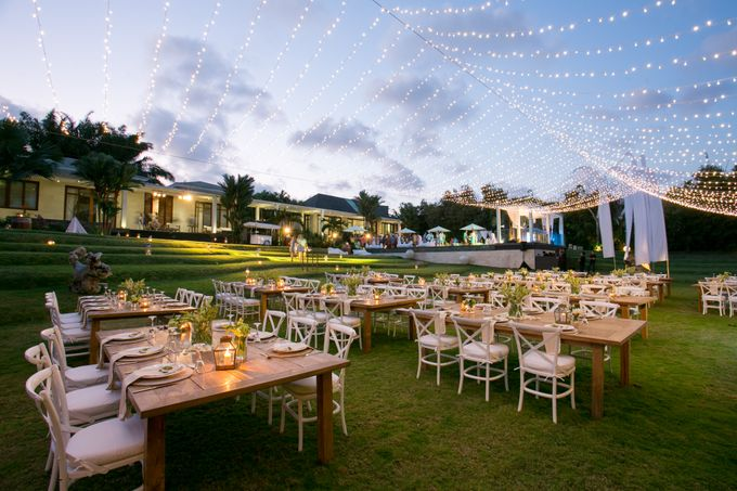Garden Wedding by Bali Event Hire - 009