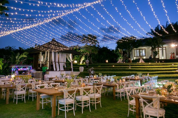 Garden Wedding by Bali Event Hire - 010