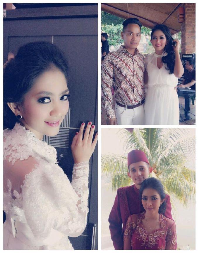 Traditional Modern Wedding by A Yan's Omintara Professional Make up Artist - 001