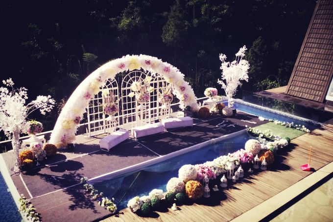 Wedding Decoration by Green Forest Resort & Wedding - 019