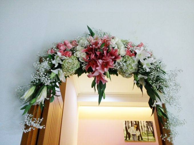 Lovely Room for Sweet Bride by Catalina Flora - 001