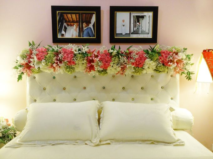 Lovely Room for Sweet Bride by Catalina Flora - 002