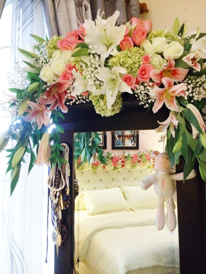 Lovely Room for Sweet Bride by Catalina Flora - 004