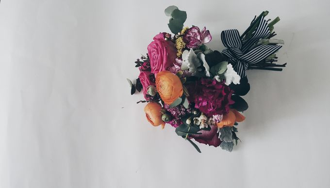Garden Inspired Bouquets by Keira Floral - 008