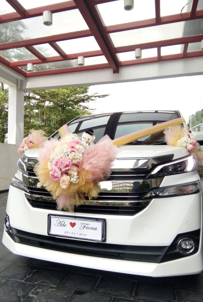 WEDDING OF ADE & FIONA by Priority Rent car - 001