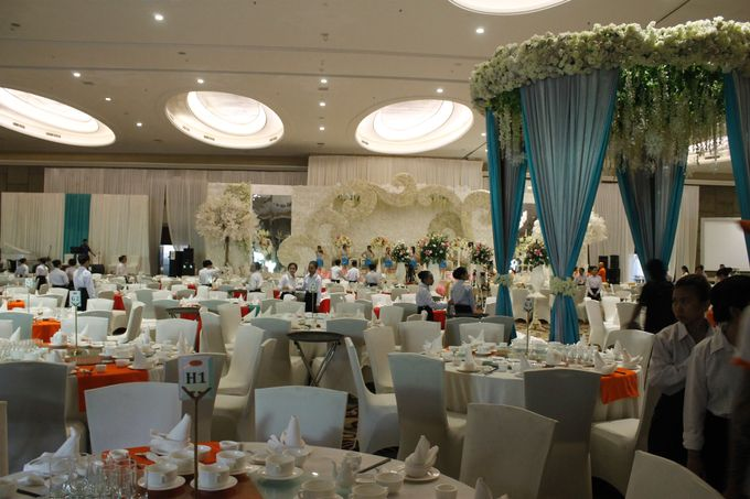 Wedding Ceremony at HARRIS by HARRIS HOTEL & CONVENTION FESTIVAL CITYLINK BANDUNG - 002