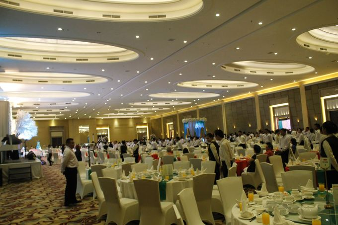 Wedding Ceremony at HARRIS by HARRIS HOTEL & CONVENTION FESTIVAL CITYLINK BANDUNG - 001