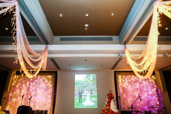 Wedding of celebrity DJs Glenn Ong & Jean Danker by Fiona Treadwell - 006