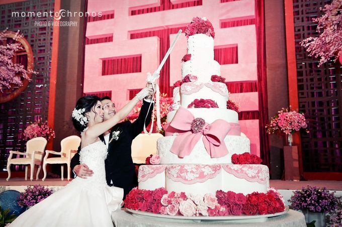 CARLOUS & STEPHANIE by Artea Event Organizer - 001