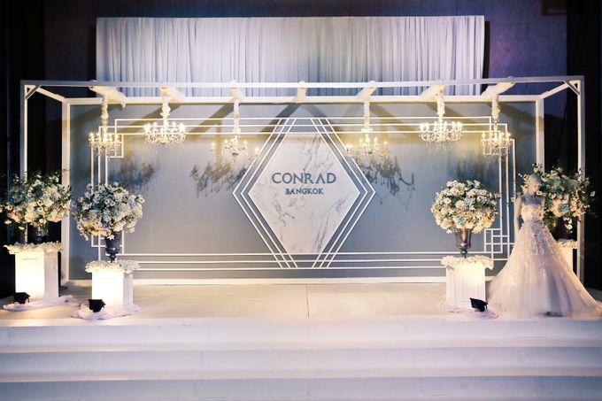 Weddings At Conrad Bangkok by Conrad Bangkok - 002
