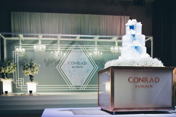 Weddings At Conrad Bangkok by Conrad Bangkok - 003