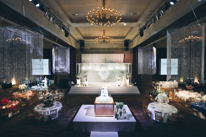 Weddings At Conrad Bangkok by Conrad Bangkok - 005