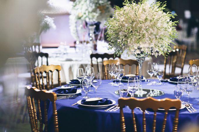Weddings At Conrad Bangkok by Conrad Bangkok - 009