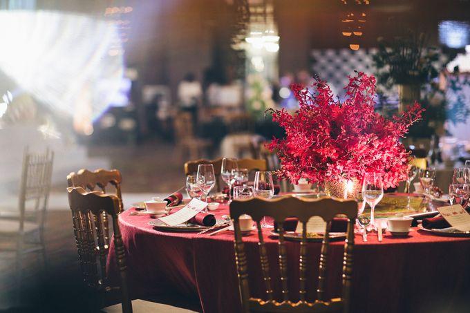 Weddings At Conrad Bangkok by Conrad Bangkok - 010