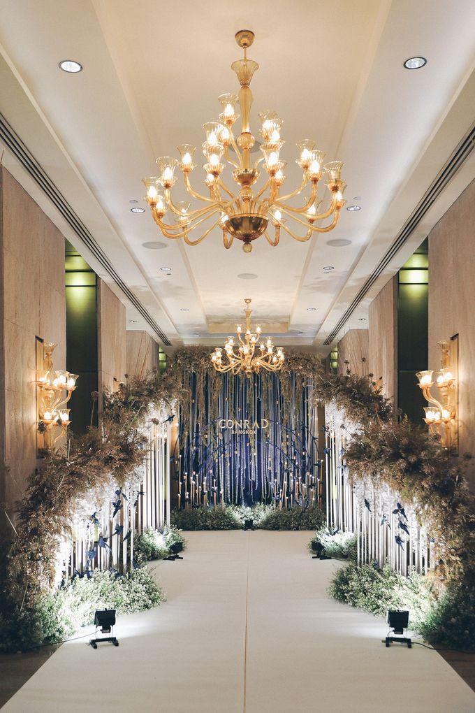 Weddings At Conrad Bangkok by Conrad Bangkok - 012