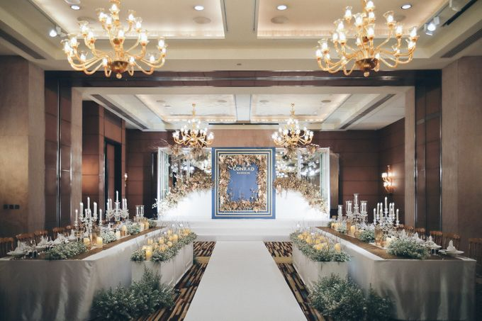 Weddings At Conrad Bangkok by Conrad Bangkok - 013