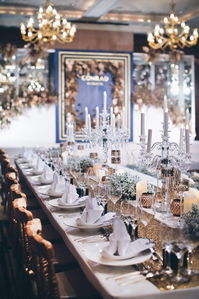 Weddings At Conrad Bangkok by Conrad Bangkok - 014