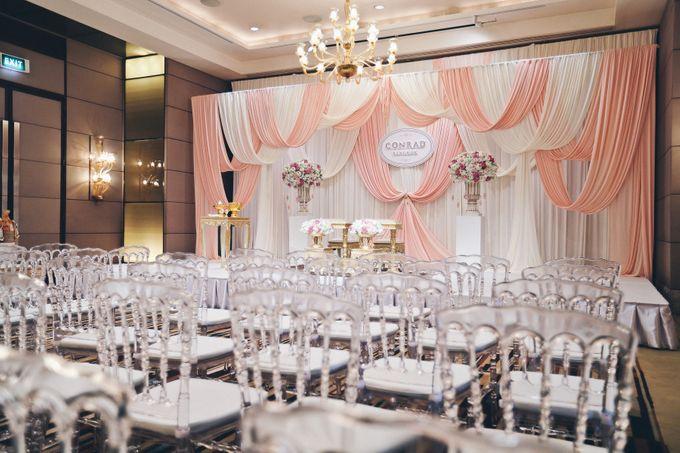Weddings At Conrad Bangkok by Conrad Bangkok - 018