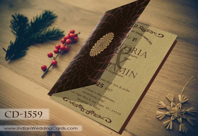 Latest Designer Collection Invitations are in Stores Now by IndianWeddingCards - 005