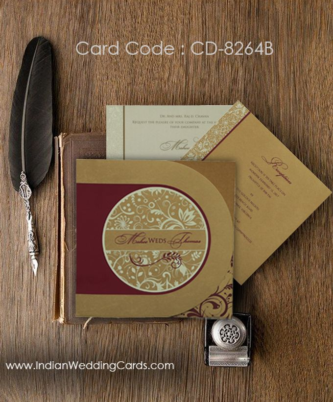 Latest Designer Collection Invitations are in Stores Now by IndianWeddingCards - 002