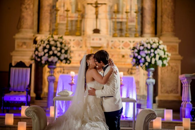 Wedding Caro y Kike by Pedraza Producciones - 027