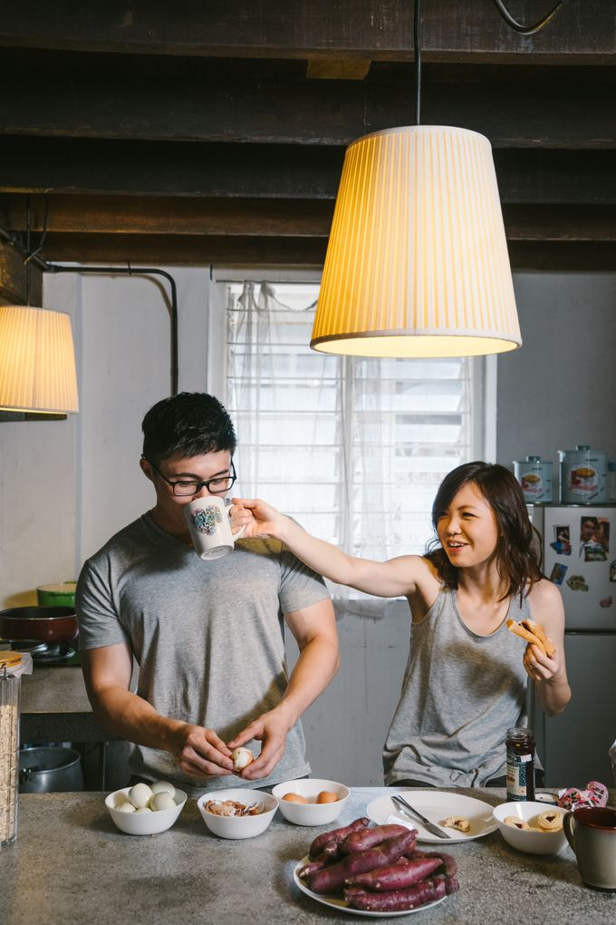 Turn your daily life into Engagement Portrait by Celestial Gallery - 024