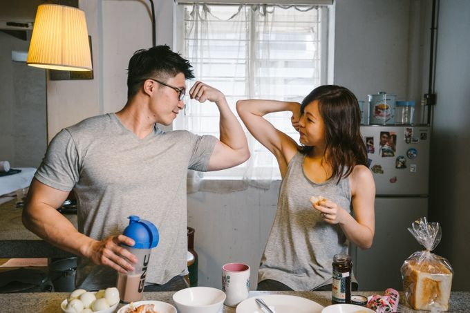 Turn your daily life into Engagement Portrait by Celestial Gallery - 026
