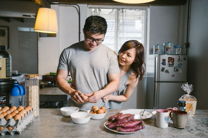 Turn your daily life into Engagement Portrait by Celestial Gallery - 017