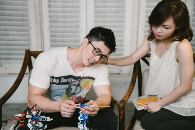 Turn your daily life into Engagement Portrait by Celestial Gallery - 042