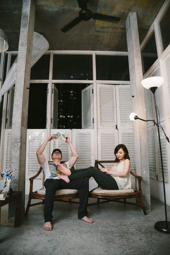 Turn your daily life into Engagement Portrait by Celestial Gallery - 030