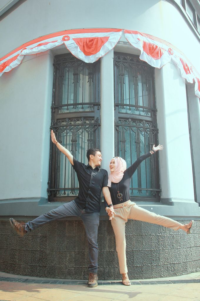 Prewedding Photoshoot by Coklat Photo Surabaya - 015