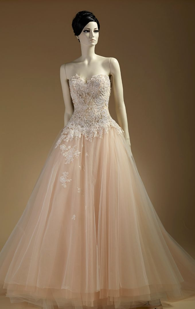 WEDDING DREAM by Ann Teoh Couture - 007